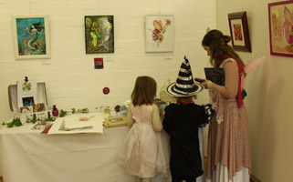 Warburton Fairy Exhibition