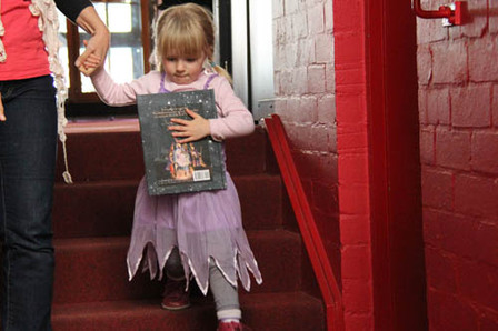 Fairy with her Enchanted Book
